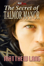 The Secret of Talmor Manor Cover