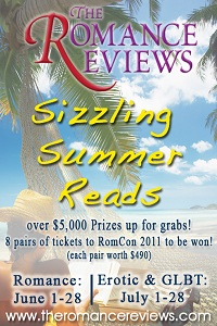 Sizzling Summer Reads @ The Romance Reviews