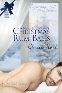 Christmas RumBalls by Cherie Noel Cover Art