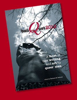 banQuetpress Anthology: Men 2012