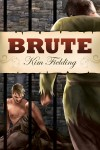 Brute by Kim Fielding, Cover Art
