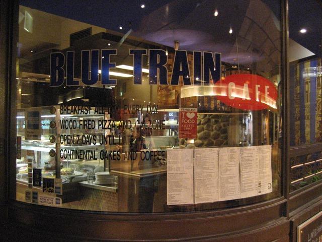 Blue Train Cafe